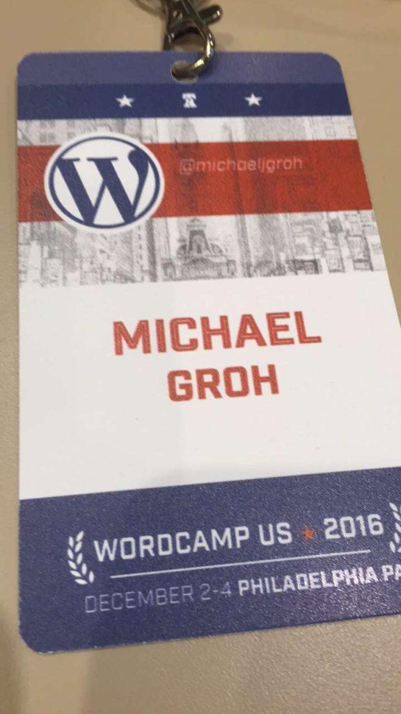 WordCamps US Badge